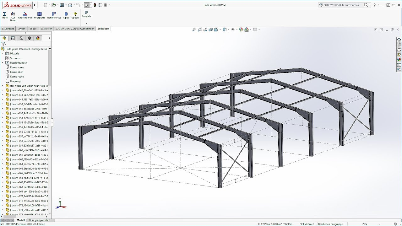 Structural Steel Design With Solidworks Solidsteel