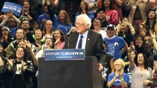 Bernie Sanders 'put a bird on it' at Portland rally