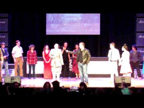 Hopatcong High School Drama Club Presents: All Shook Up