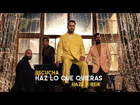 Haze x Reik – Haz Lo Que Quieras 🍎 [Official Video]