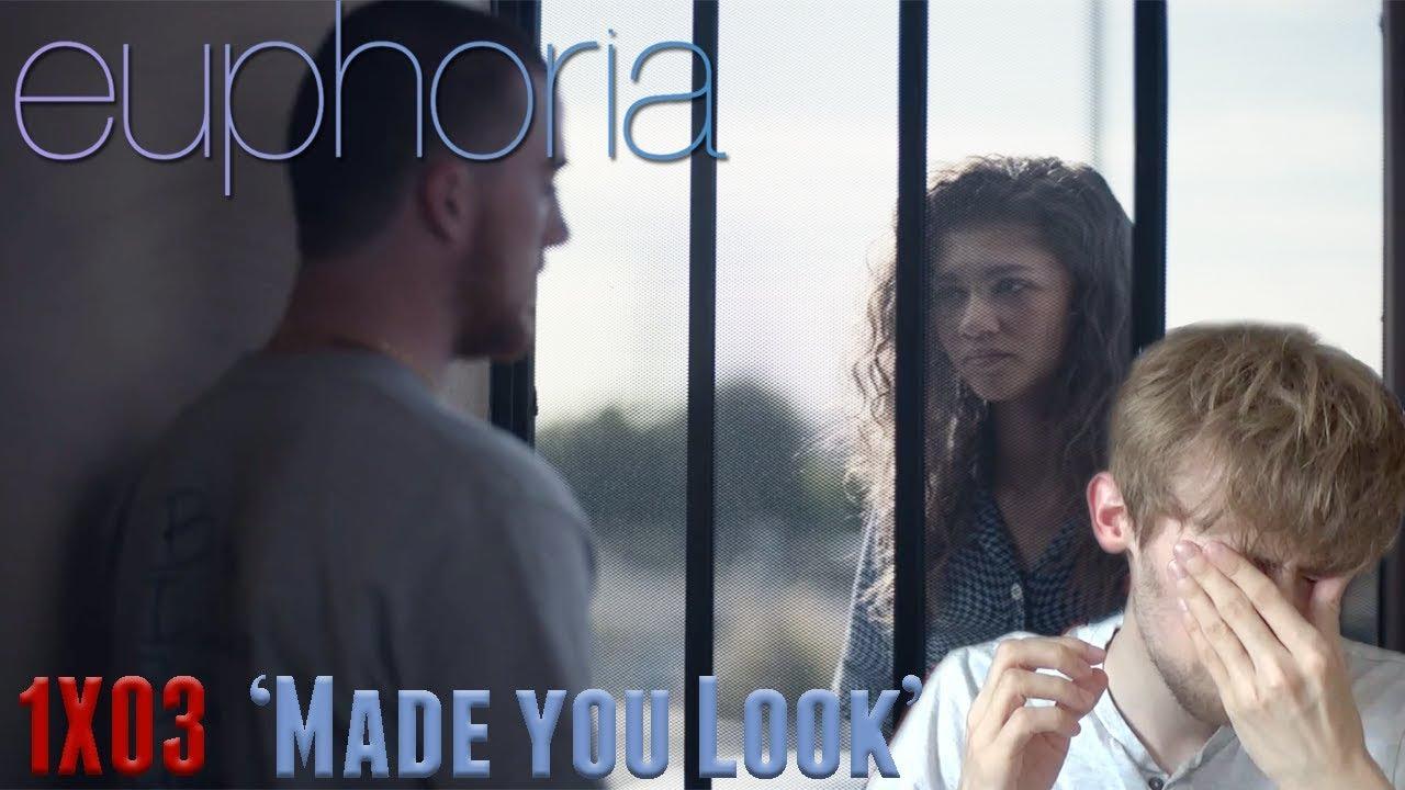 Download Euphoria Season 1 Episode 3 - 'Made you Look' Reaction