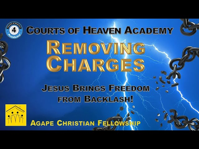 Grace and Mercy in the Courts of Heaven: Freedom from Backlash!