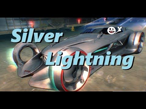 "Mercedez-Benz ""Silver Lightning"" (Asphalt 8 GamePlay)"