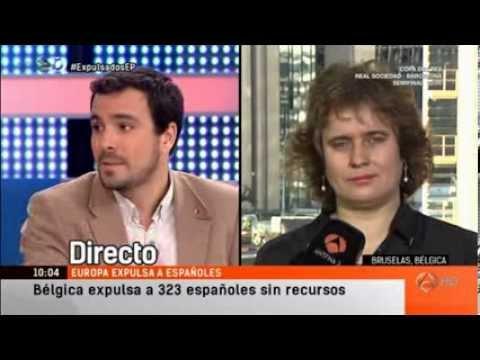 Alberto garz n participa en el programa espejo p blico for Antena 3 espejo publico programa hoy