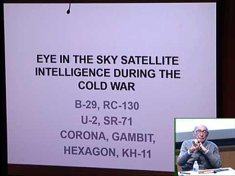 Colloquium:  Phil Pressel - Hexagon KH-9 Spy Satellite