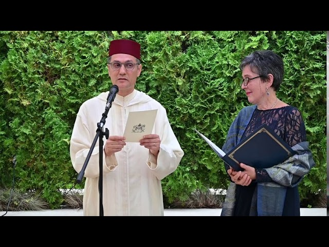 Embassy Of Morocco Honors Former Ambassador of Serbia to Morocco