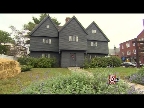 The Witch City: Salem's dark, haunted history