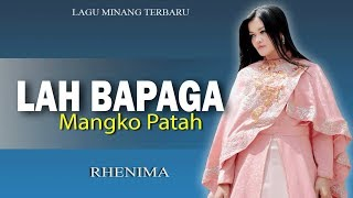 Renima - Lah Bapaga Mangko Patah [Lagu Minang Terbaru 2019]