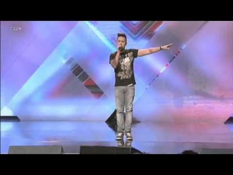 X-faktor Mirk Norbert (from Live Stoop)