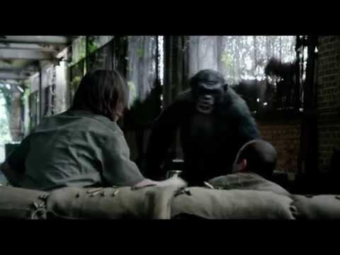 Apes Revolution – Il pianeta delle scimmie: il film completo è su CHILI (Trailer Italiano)