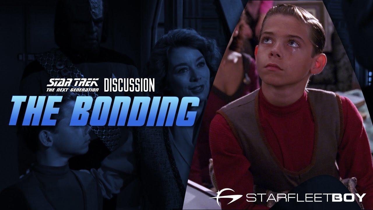 Image result for star trek The Bonding