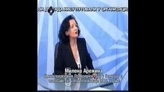 Pitanja i odgovori - Milena Arežina - Istina o petom oktobru 2000 - 05.10.2013