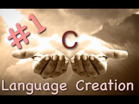 How do I create a Programming Language?  #1