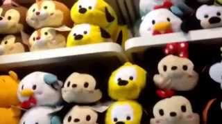 Toy Hunting! New Tsum Tsum At The Disney Store!