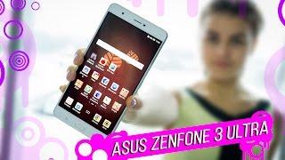 Смартфон? Или планшет? Обзор большого смартфона Asus Zenfone 3 Ultra