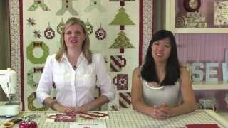 Deck-ade the Halls with Fat Quarter Shop - Cozy Cocoa Cups Part 2
