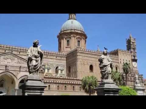 Italy, Sicily - Palermo, Medieval city in Europe
