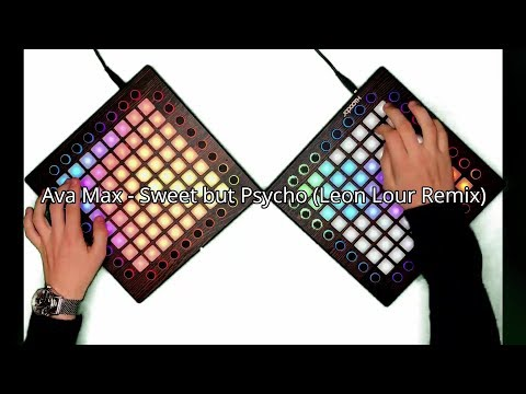 Ava Max - Sweet But Psycho (Leon Lour Remix) // Dual Launchpad Performance // Japooth
