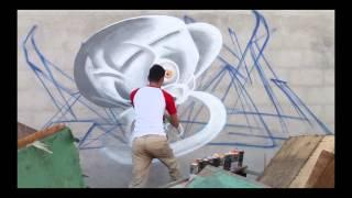 Siewo Lost Kupe - Graffiti monterrey