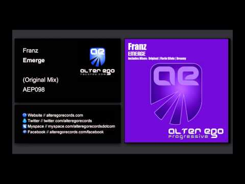 Franz - Emerge [Alter Ego Progressive]