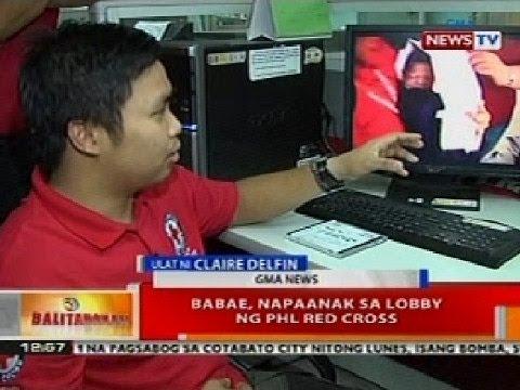 BT: Babae, napaanak sa lobby ng PHL Red Cross