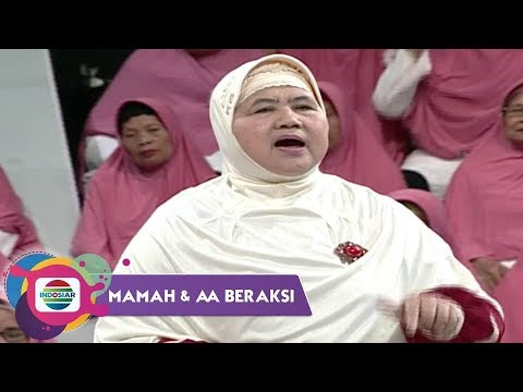 Mamah Dan Aa Beraksi Tarawih Cepat Dan Singkat Banyak Peminat