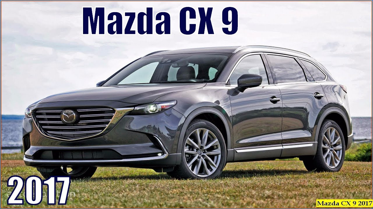 mazda cx 9 2017 signature facelift review and specs youtube. Black Bedroom Furniture Sets. Home Design Ideas
