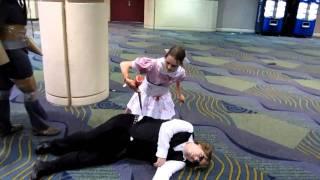 Little Sister cosplay - Megacon 2011