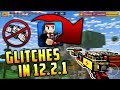Glitches In Pixel Gun 3D YOU MUST TRY NOW! (NO HACKS & GOD MODE)