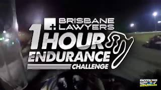 One Hour Enduro Challenge - 22/03/18 | Kingston Park Raceway Go Karting Brisbane Gold Coast