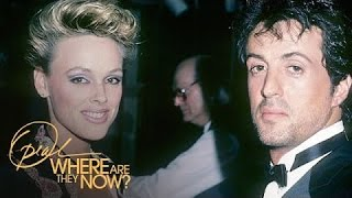 Brigitte Nielsen's Marriage to Sylvester Stallone | Where Are They Now | Oprah Winfrey Network