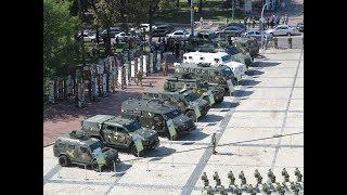 В Киеве открылась выставка военной техники к 27-й годовщине Независимости Украины