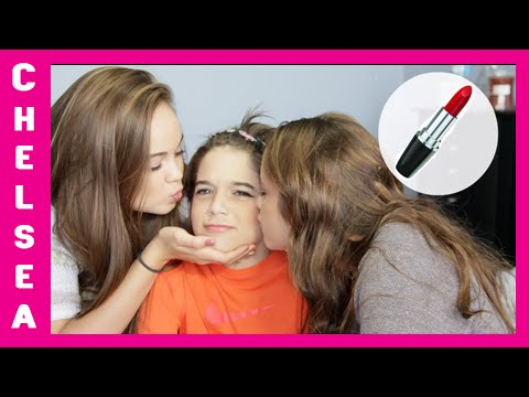 Sisters Do Brother S Makeup You