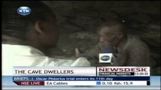 Story of the Community that has been living in caves for over 32 years