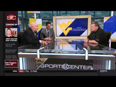 Bob Huggins SportsCenter Segment