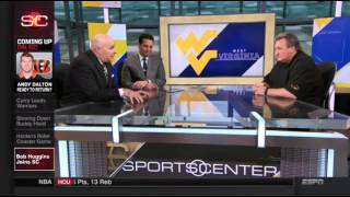 Bob Huggins SportsCenter Segment