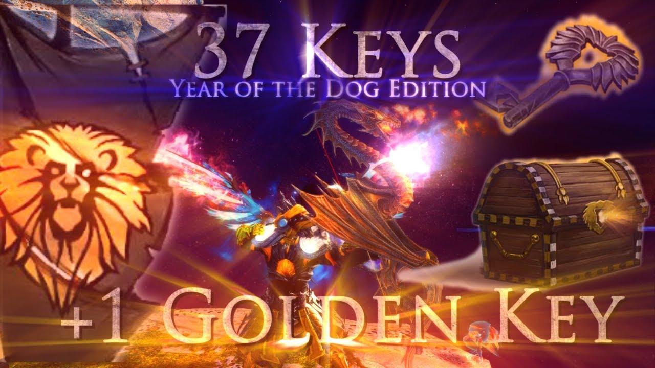 guild wars 2 black lion chest opening 37 keys 1 golden key year of the dog edition youtube. Black Bedroom Furniture Sets. Home Design Ideas