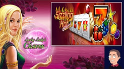 Sizzling Hot and Lucky Lady Charms SLOT PLAY