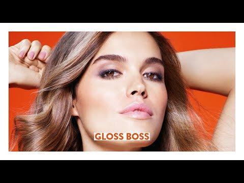 Shiny & Glossy Hair