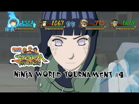 Naruto Shippuden UNSR [Ninja World Tournament] #4