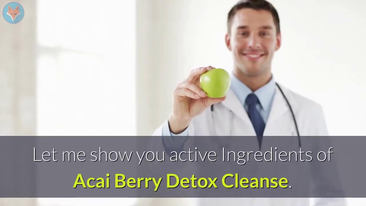 acai berry detox colon curăță încercare gratuită