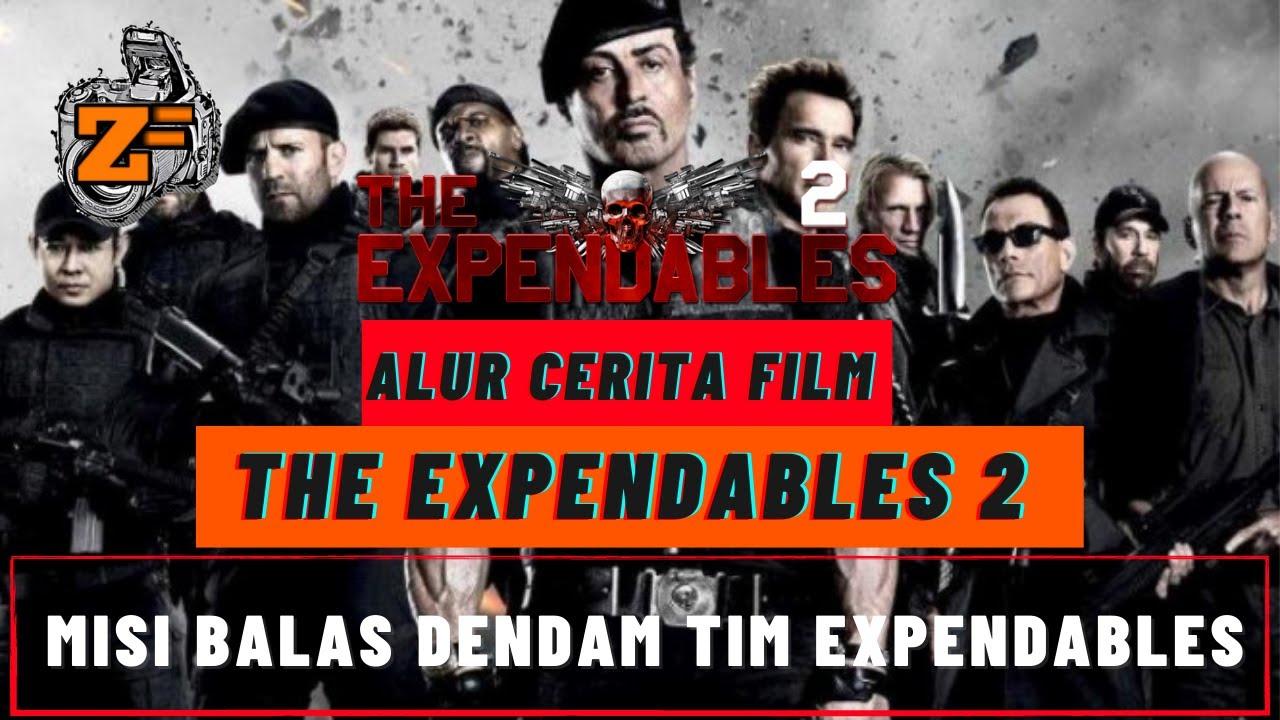 Download MISI BALAS DENDAM   ALUR CERITA FILM THE EXPENDABLES 2