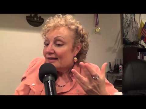 Mabel Katz: Entrevista en Radio Centro Social Loja - New Jersey