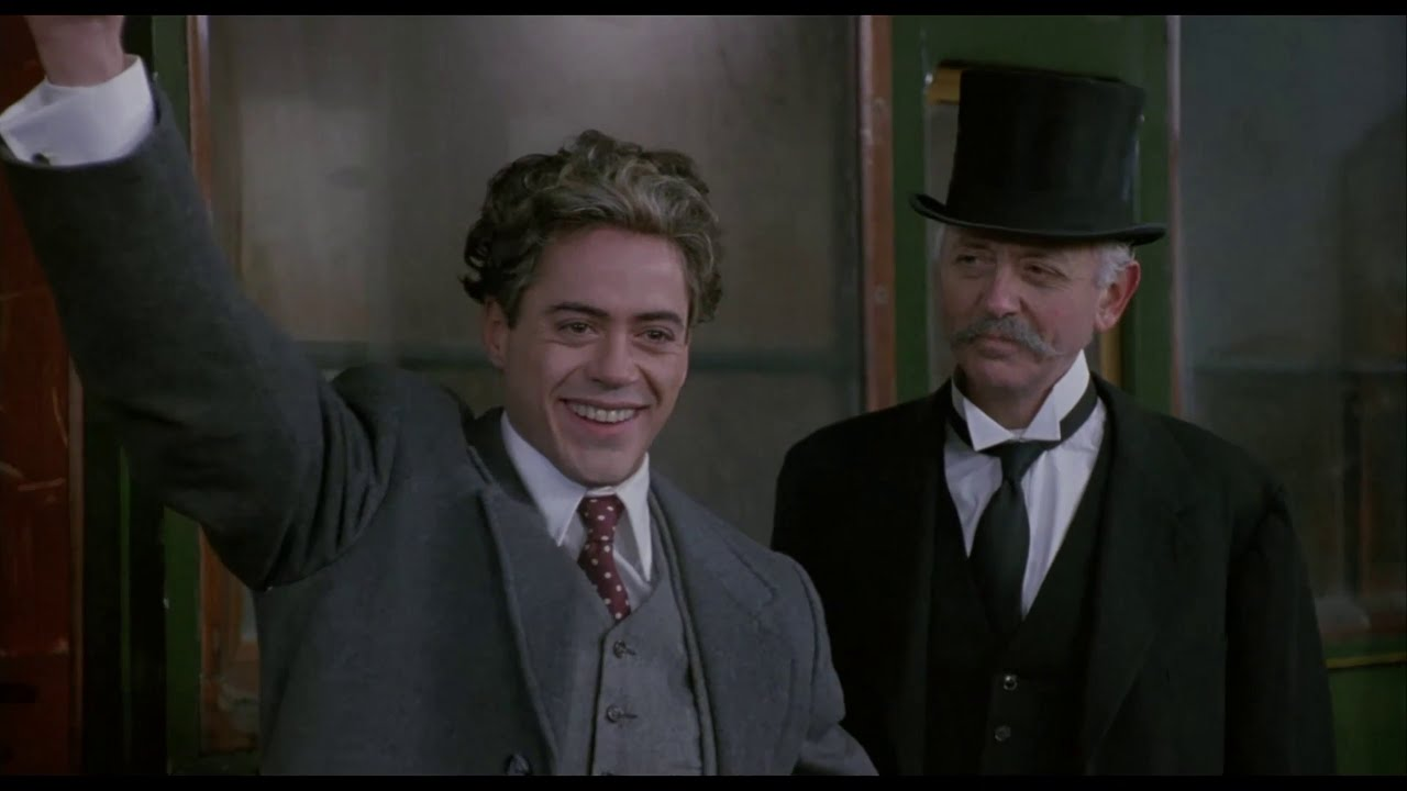 Download Chaplin (1992) Train Scene - Robert Downey Jr.