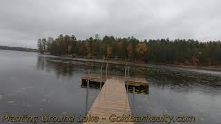 Planting Ground Lake Video 1