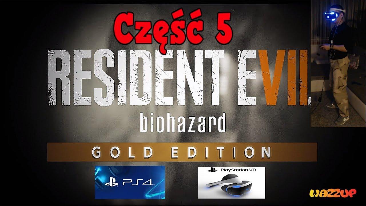 Resident Evil 7 biohazard okulary VR część 5 Wazzup :)