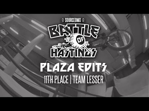 BATTLE OF HASTINGS 2017 PLAZA EDITS - 11th - TEAM ISAAC LESSER