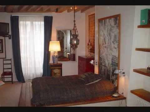 ParisForRent.com - Marais Beaubourg