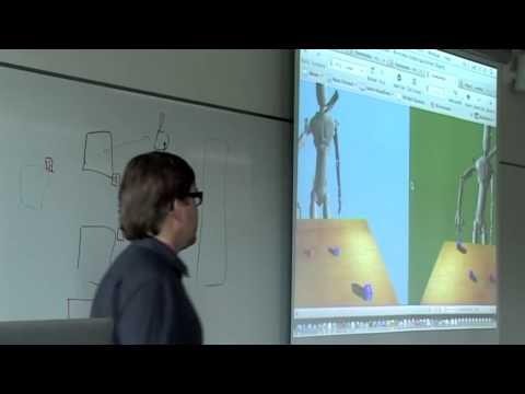From Constructionist to Constructivist A.I.: Architecture Matters - Kristinn R. Thórisson