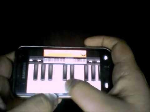 Piano pehla nasha piano chords : Pehla Nasha - Jo Jeeta Wohi Sikandar on Samsung Galaxy S Plus ...